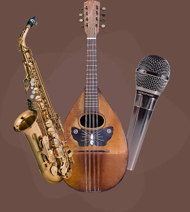 musicband-instruments