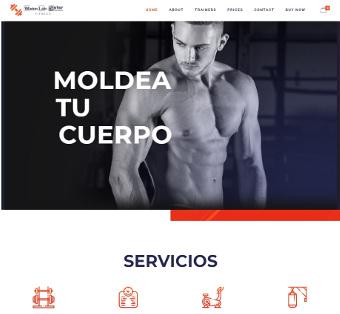 Gimnasio webinlab webinlab.es