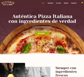 Pizzería webinlab webinlab.es