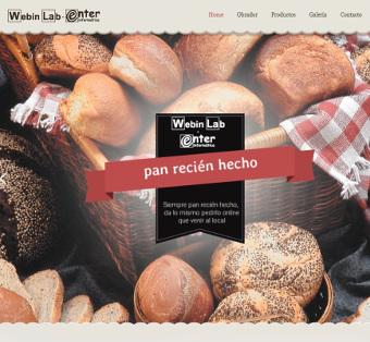 PANADERIA webinlab webinlab.es