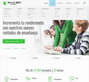 academia webinlab webinlab.es